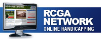 RCGA Network online handicapping